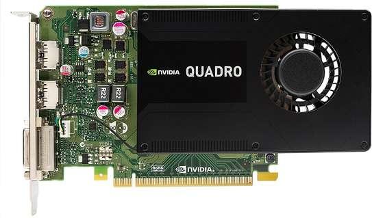 Nvidia Quadro K2200 4GB Graphics Card image 1