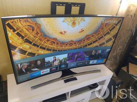 Samsung 65 inches curved Smart Digital 4k Tvs image 1