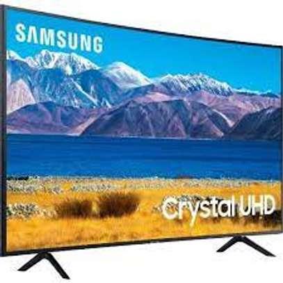 "SAMSUNG 65"" 4K UHD SMART TV,ALEXA VOICE CONTROL,WI-FI,NETFLIX,YOUTUBE,MIRACAST,BLUETOOTH-65TU8300-BLACK image 4"