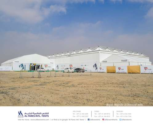 Tents & Marquees For Hire | For Sale | Al Fares Intl Tents image 7
