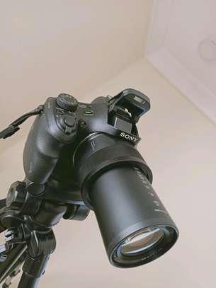 Sony Camera DSC-HX400V – 20.1MP Camera – 4K – 50x Optical Zoom image 1