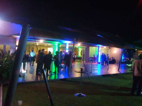 Stage Lighting for hire in Nairobi