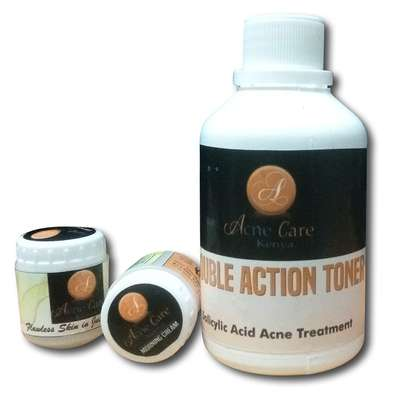 Triple Action Acne Treatment Kit By Acne Care Kenya image 1