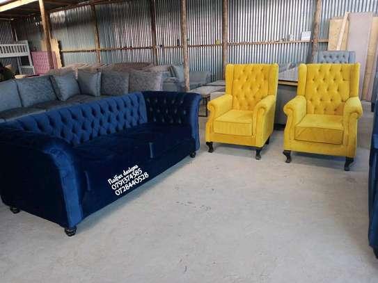 Modern seven seater sofas for sale in Nairobi Kenya/five seater sofas/three seater sofas/blue two seater sofas/yellow one seater sofas/latest chesterfield sofa set designs in Nairobi Kenya image 6