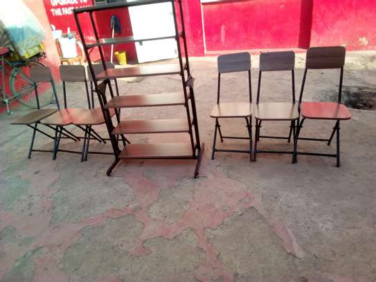 Convertible Table into Shelve image 6