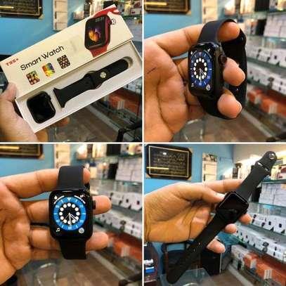2021 Series 6 Newest T55+  Smartwatch Intelligent Reloj Waterproof Bluetooth Music Control Health Fitness Bracelet image 3