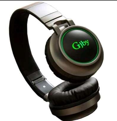Gjby Bluetooth headphones  CA-015 image 1