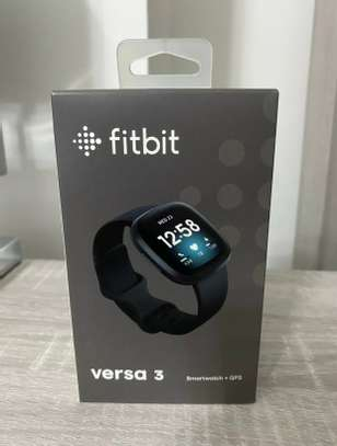 Fitbit Versa 3 Health & Fitness Smartwatch With GPS - New image 1