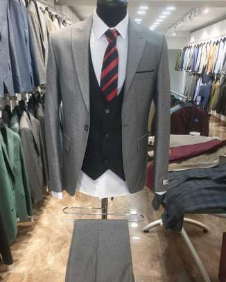 Julivin Turkish Grey Suit
