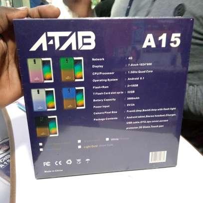 Atab A15 kids tablets Tablets 16gb+2gb ram image 2