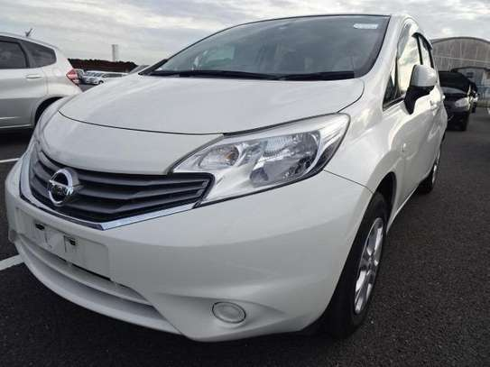 NISSAN NOTE 2013  PEARL WHITE image 3