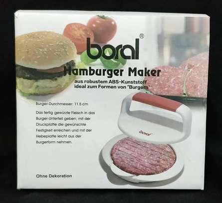 Hamburger maker image 1