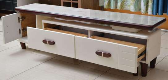 Pine Wood TV Stand image 2