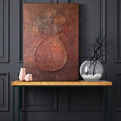 Modern Abstract Textured Decorative Painting