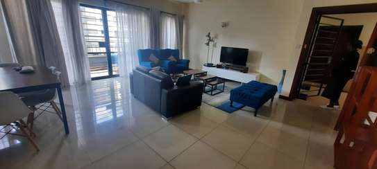 Furnished 2 bedroom apartment for rent in Rhapta Road image 12