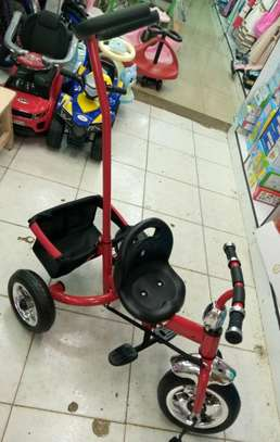2 in 1 baby Tricycle 4.8 image 1