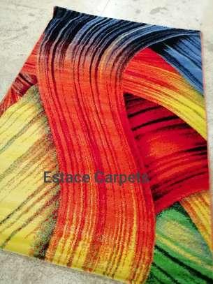 CLASSY SHAGGY RASTA CARPETS image 8