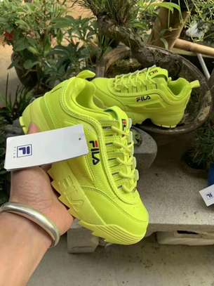 New fila disruptor