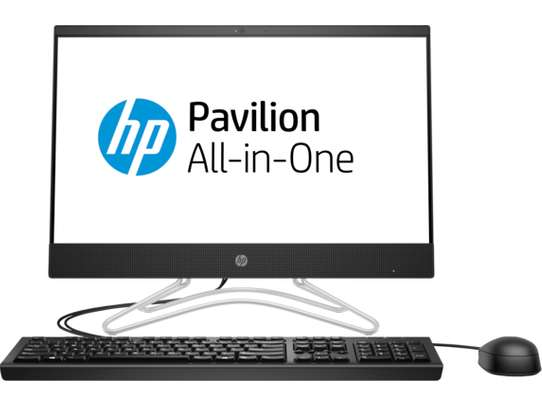 HP 200 G3 All in-One PC core i5 4GB 1TB 21.5 image 2