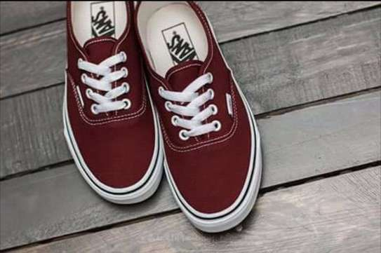 Vans Off The Wall Shoes image 1