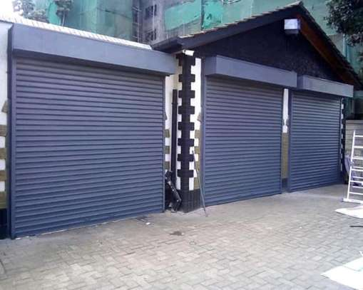 ROLLER SHUTTER DOORS fabrication and installation image 1