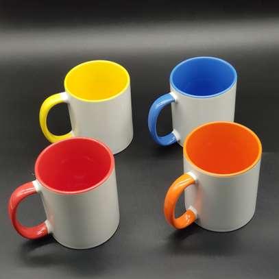two tone sublimation mug image 1