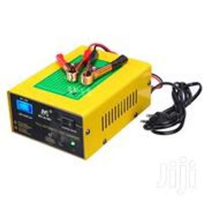Car Battery Charger 150V/250V To 12V 24V Smart Fast Power Charging image 3