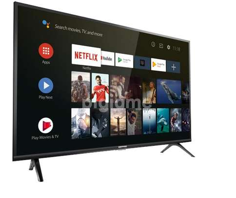 43 inch TCL smart android 4k TV image 1