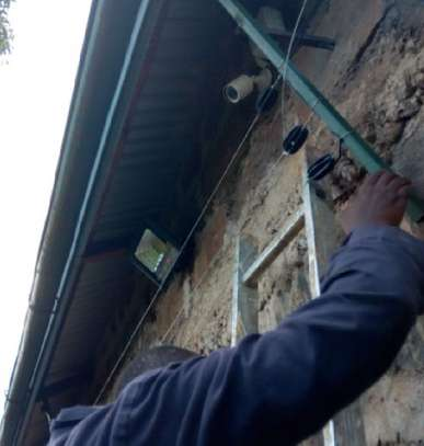 CCTV security systems  and Electric Fences Installation image 3