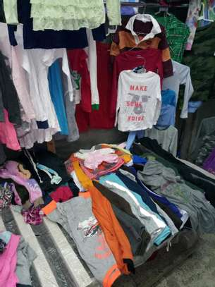 Mtumba , Used Cloths . image 2