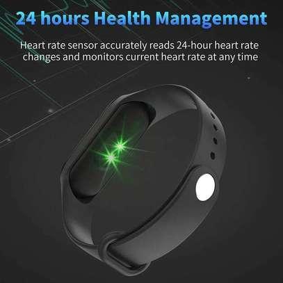 Smart Watch M4 Wireless Smart Bracelet Intelligent Wrist Band image 5