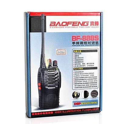 Boafeng radio calls BF-888S image 3