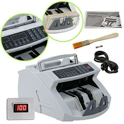 UV/MG Automatic Portable Money Counter at high quality image 1