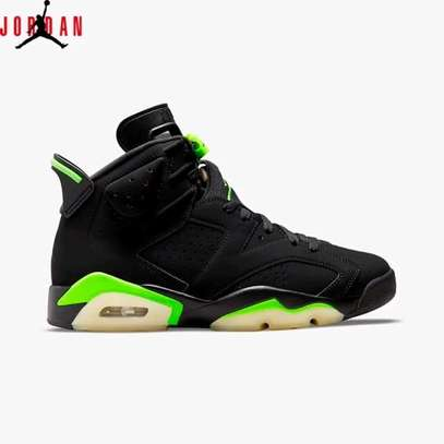 Original Nike Jordan Air Jordan 6 Retro Electric Green image 1
