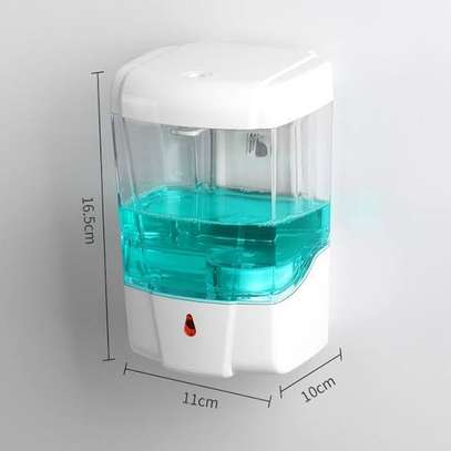 Automatic new soap dispenser