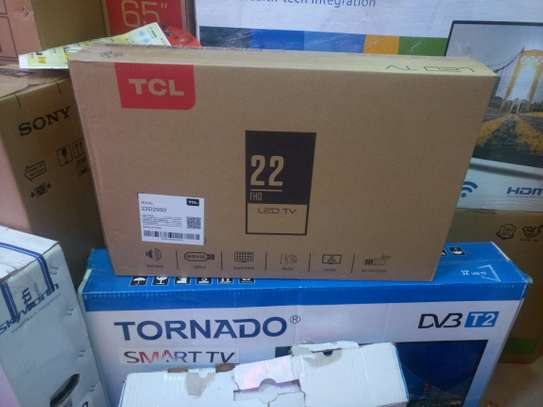 Tcl 22inches digital tv