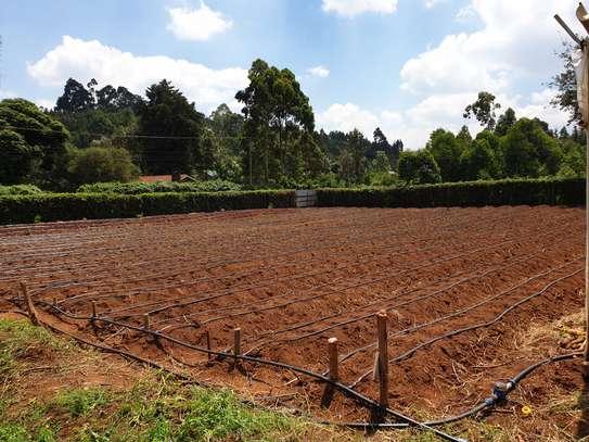 100 by 100 Plot for sale in Kikuyu