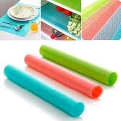 4pcs pvc fridge mats image 3