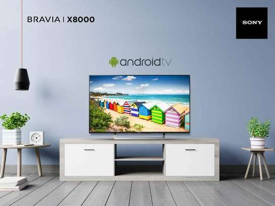 43inches Sony smart Android Tv KD-43X8000h UHD tv image 1