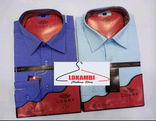 Executive slim fit shirts image 5