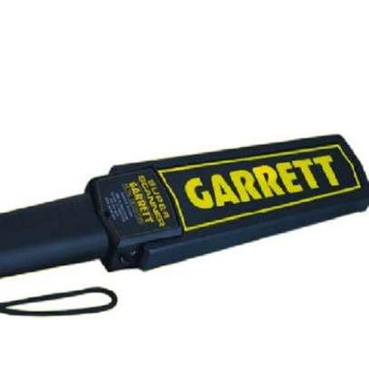 Garret metal detector image 1