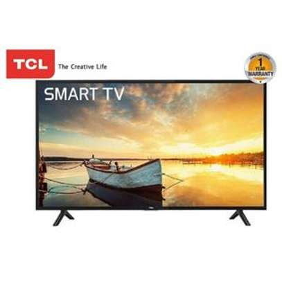 TCL 32'' SMART ANDROID FRAMELESS TV image 1
