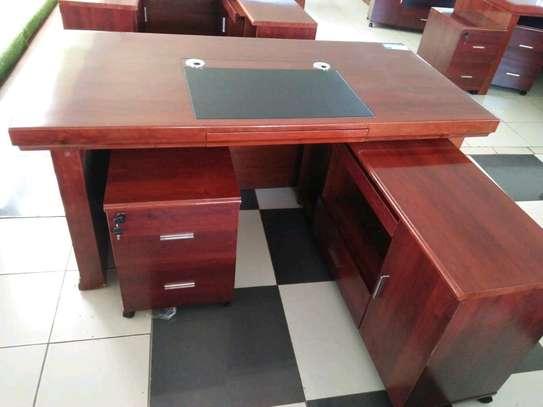 1.6m executive office desk image 1