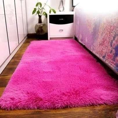 Fluffy 3x6 Bedside Carpets image 4