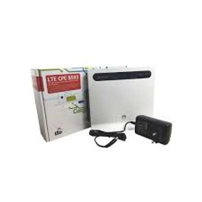 B593 LTE CPE UNIVERSAL ROUTER image 1
