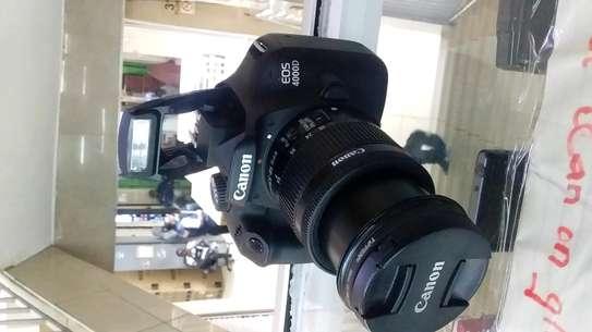 Canon dslr camera eos 4000d image 1