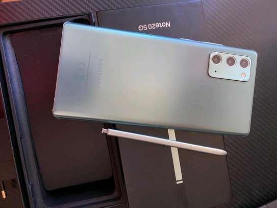 Samsung Galaxy Note 20 5G [ 512 Gigabytes ] image 1