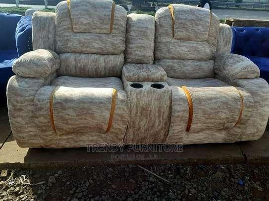 2 Seater Recliner Replica Sofa for Sale image 1