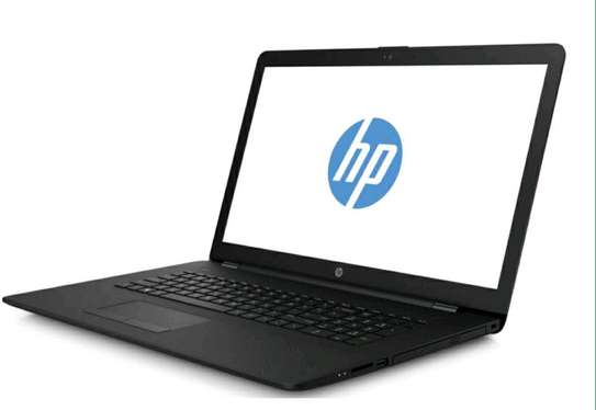 Hp Notebook 15-ra003nia Intel Celeron Dual Core N3060 4GB RAM 500GB HDD Dvdrw wifi webcam HDMI free dos 15.6 1 Year Warranty Black image 1
