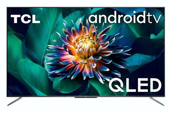 TCL 50  inch smart Android frameless TV QLed image 1